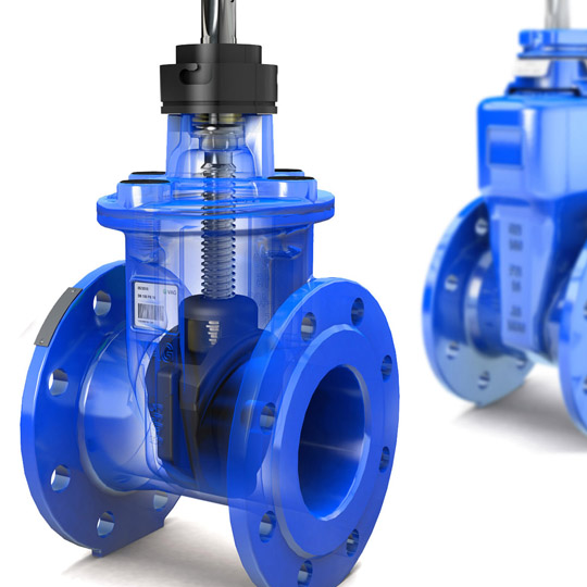 VAG BETA® 200 & EKOplus® Gate Valves