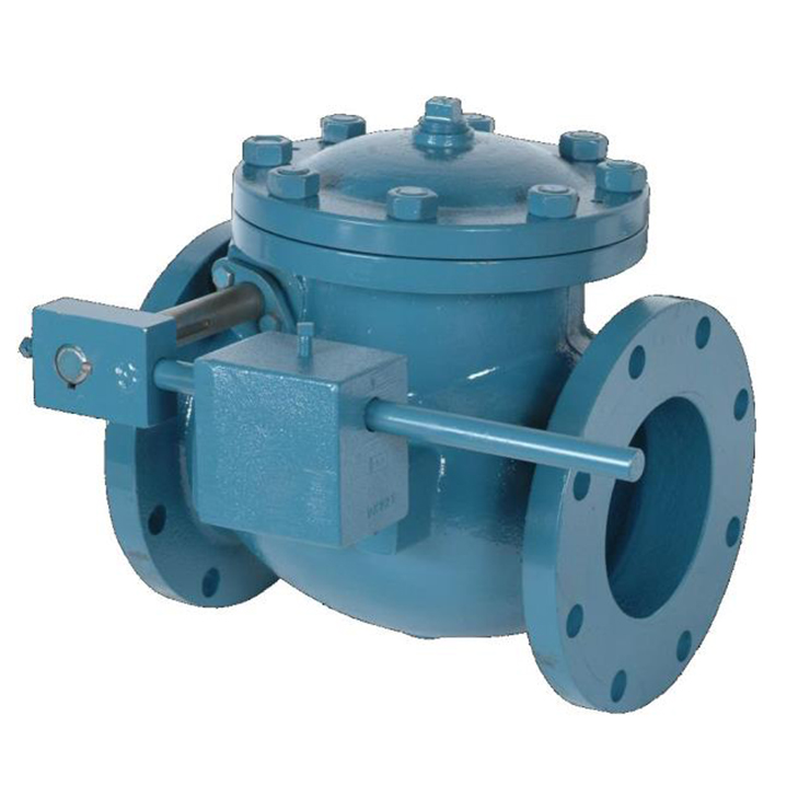 VAG GA Lever & Weight Swing Check Valve