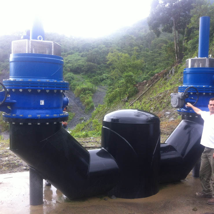 San Bartolo Hydroelectric Project