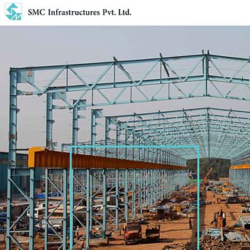 SMC Infrastructure Pvt.Ltd. Bangalore