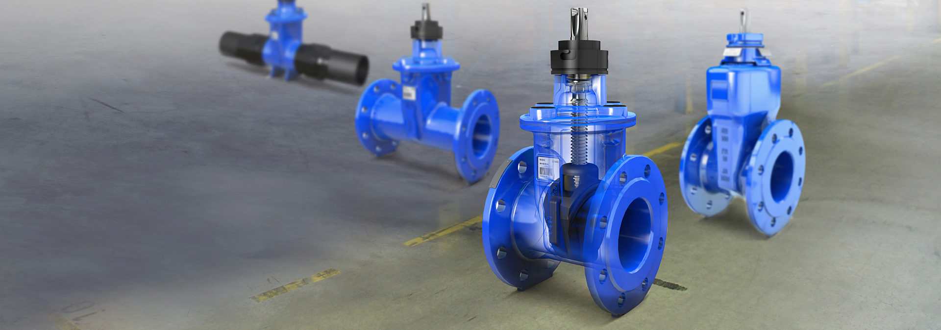VAG valves: Your partner for water and wastewater technics